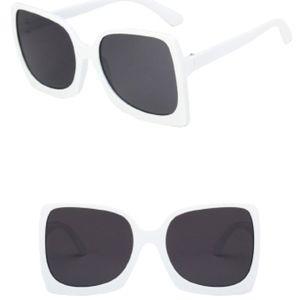 3/$20 New White Oversized Sunglasses